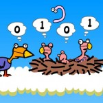 Hungry Chicks Preschool number recognition and early calculating game