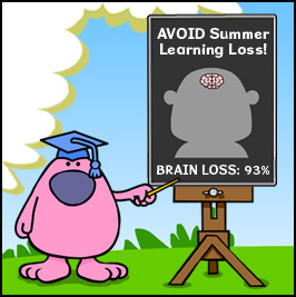 Avoid summer learning loss with Busy Things