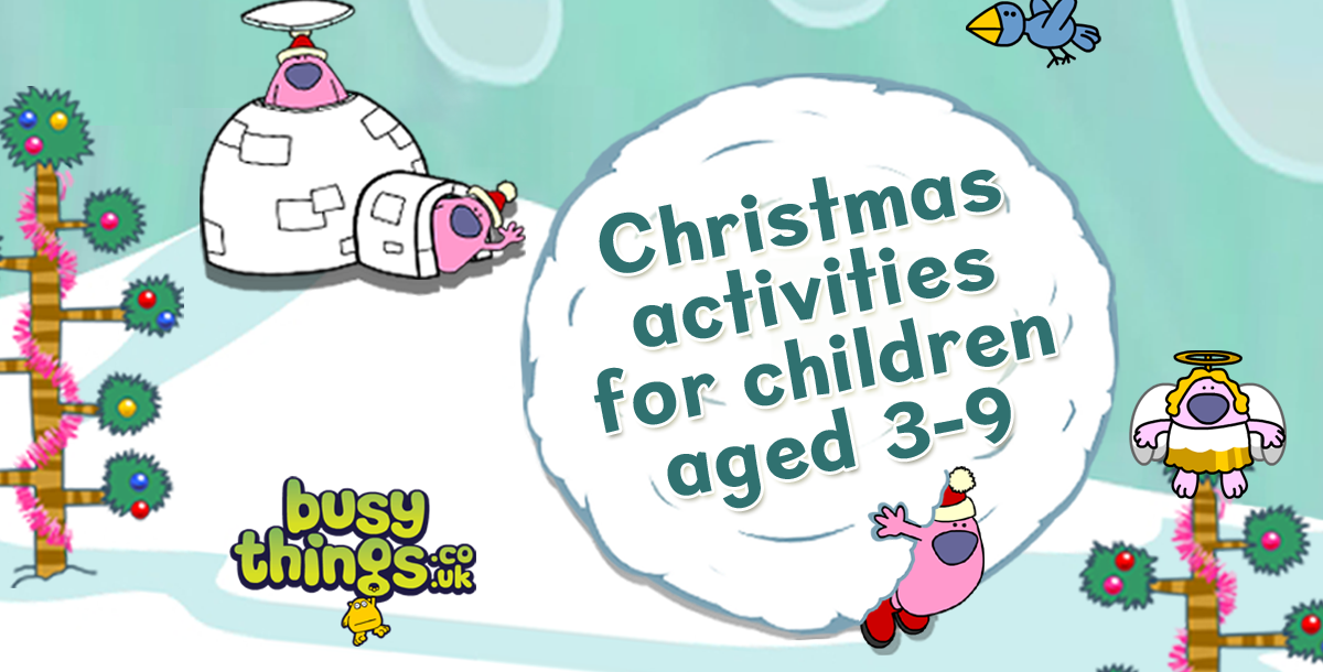 Christmas Activities for Children in Early Years and Primary School ...