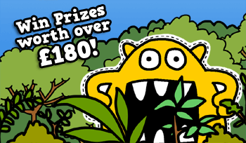 Summer monster competition 2021