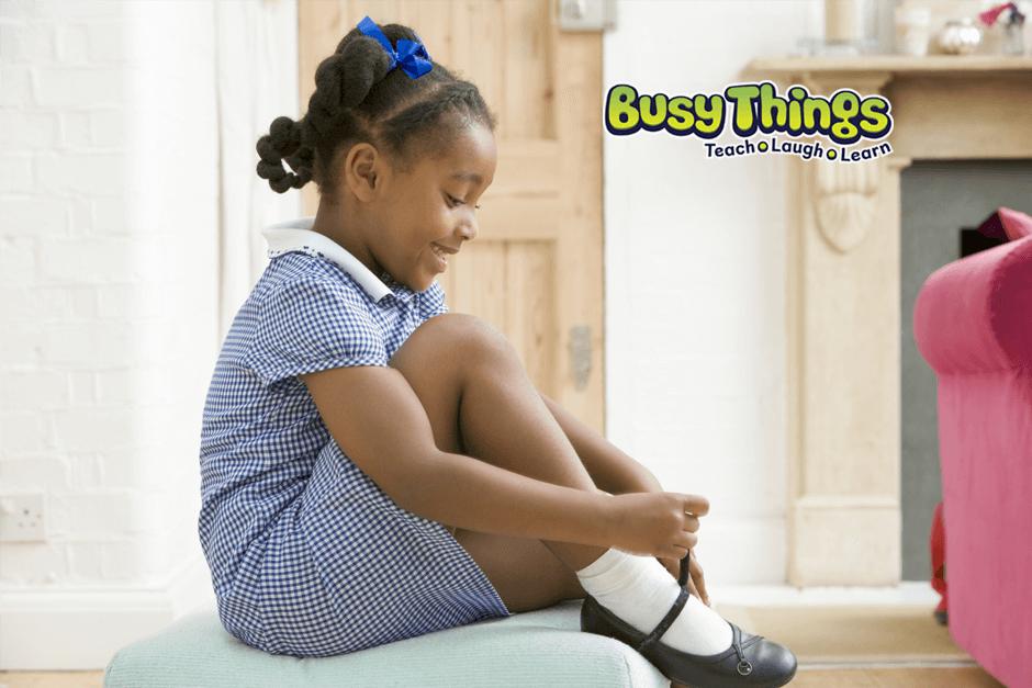 starting primary school key skills