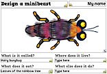 Create a minibeast icon