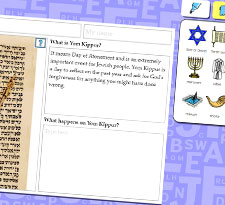 Write about Yom Kippur icon