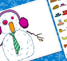 Snowmen icon