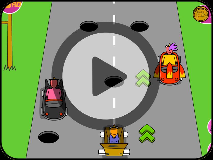 Fun Car Chase Games