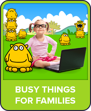 Busy Things for Families
