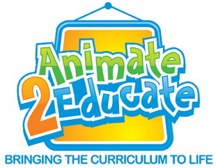 Animate 2 educate logo